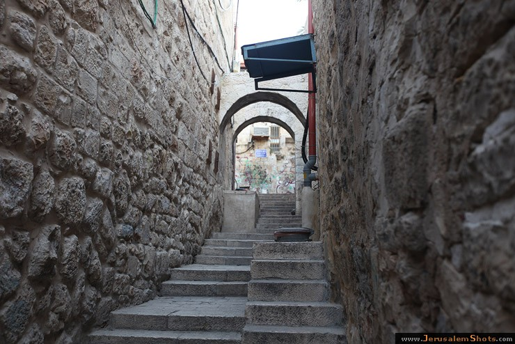 Old City, Muslim Quarter