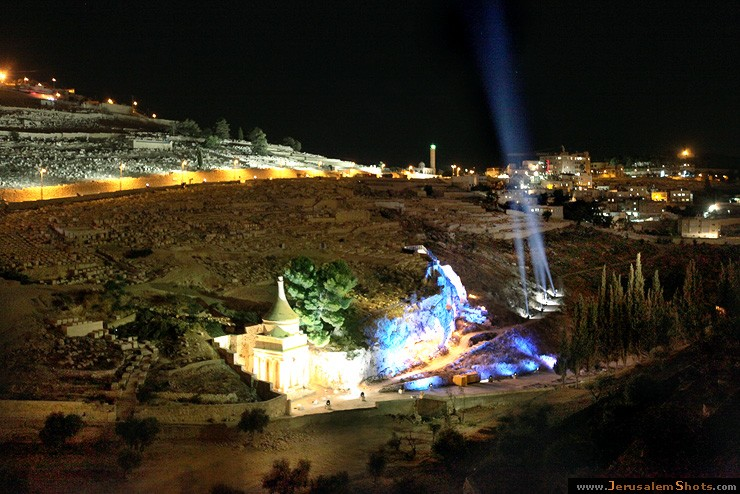 Jerusalem Lights Festival 2010