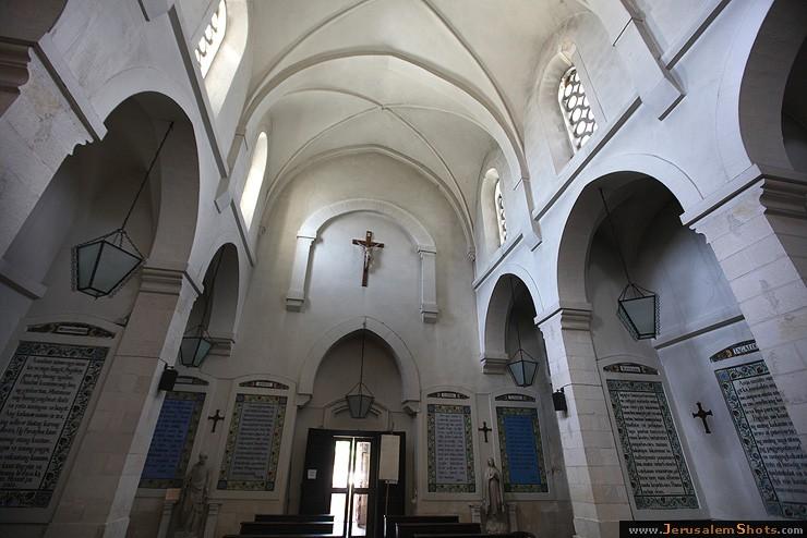 jerusalem photographer romkri pater noster church