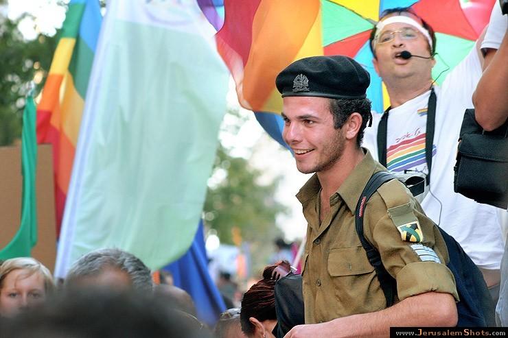 Gay jerusalem