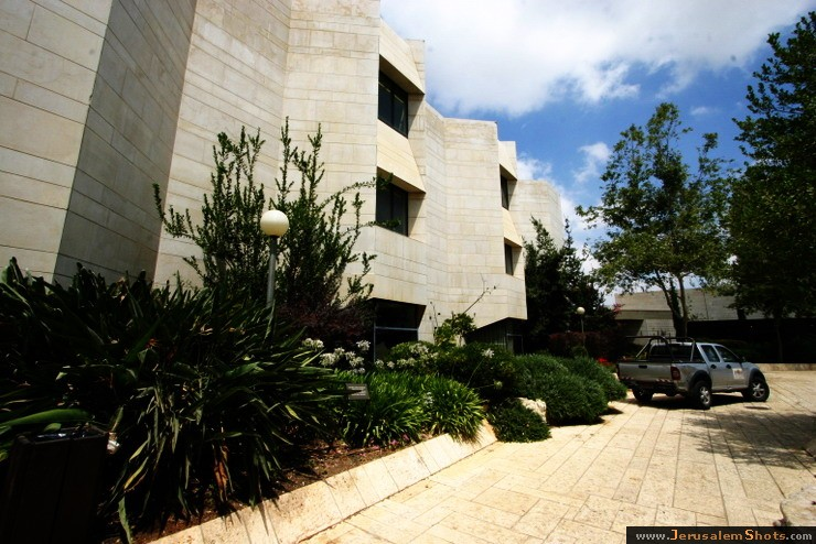 Hebrew University, Mt. Scopus