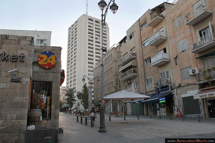 Иерусалим декабрь январь