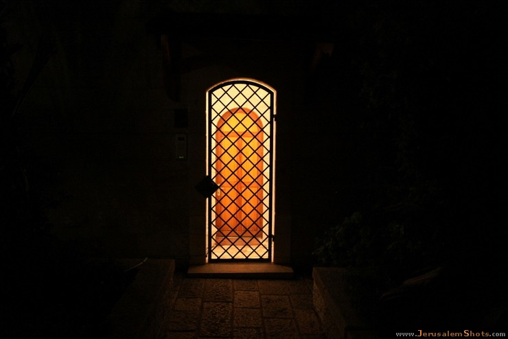 The Jerusalem´s Night Door