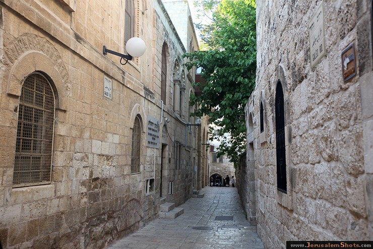 Old City, Jewish Quarter