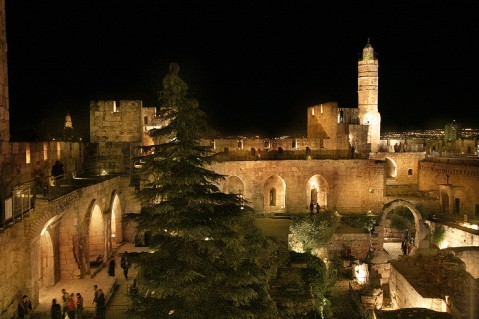 The Tower of David4