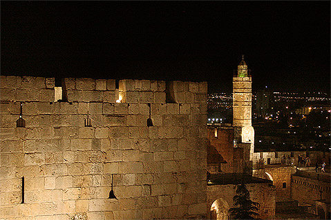 The Tower of David7