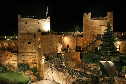 The Tower of David9