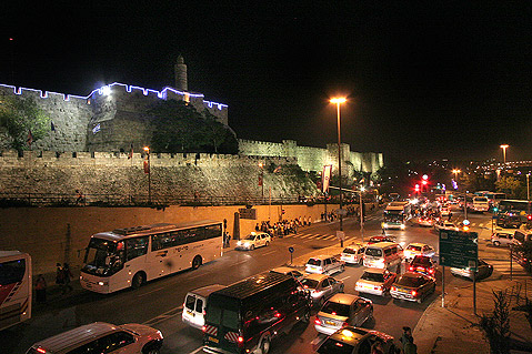 Jerusalem Night 022