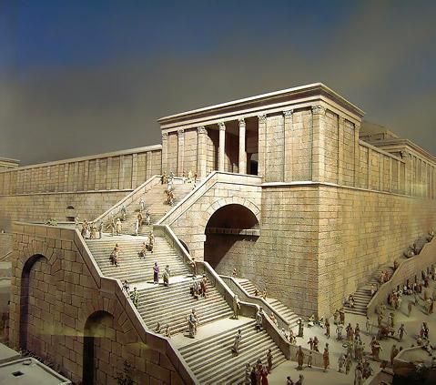 Evangelio 9 de Noviembre del 2010 Jewish-temple-1