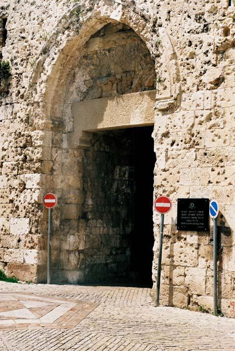 Jerusalem Photos :: Old City Walls and Gates : Old City ...