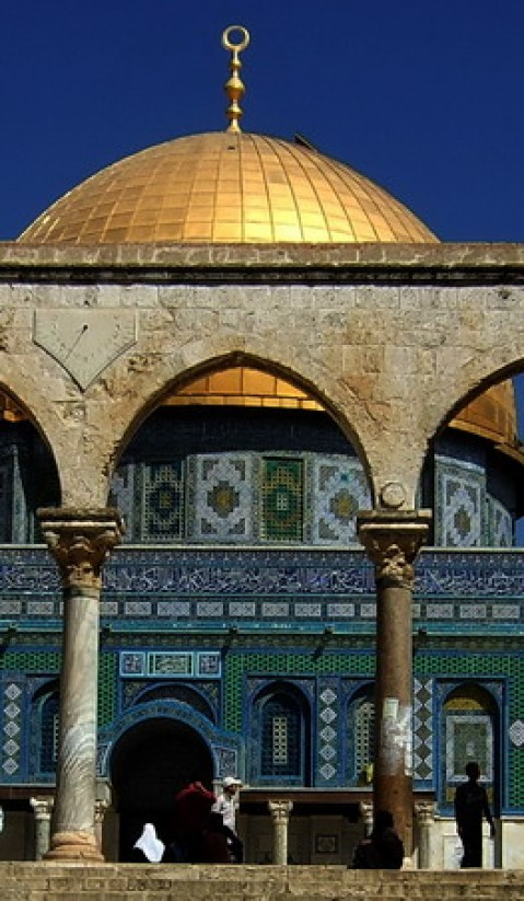 church rock muslim They call it the dome of the rock,  the place of the supremely important christian church of the holy  that if a muslim is able to reach the.