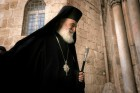 Greek Orthodox bishop-Church of Holy Sepulcre