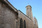 Chapel of the Flagellation at the 2nd station (Via Dolorosa)