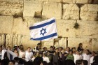 Jerusalem Day 2010 at Western Wall