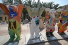 United Buddy Bears in Safra square