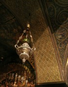 Lampada - hanging oil lamp - Holy Sepulcher