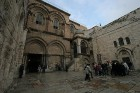 Church of the Holy Sepulcher - courtyard