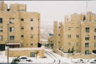 Winter of 2003 in Jerusalem area Pisgat Zeev.