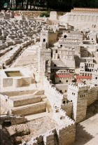 Jerusalem almost 2000 years ago...