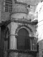 Chapel of the Franks - Holy Sepulcher