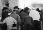 Prayer at the Kotel