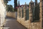 The way to Mount of Olives