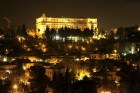 King David Hotel at night
