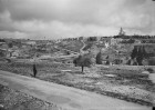 View from St. Andrew's Church toward Jerusalem (between 1934 and 1939)