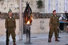 Day of Remembrance of the fallen soldiers at the Wailing Wall